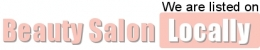 We are listed on Beauty Salon locally